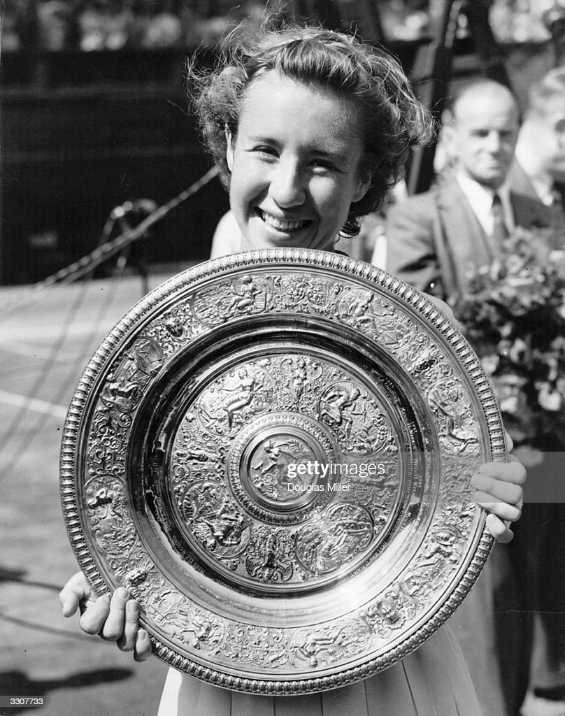 The Early Years Women At Wimbledon s and