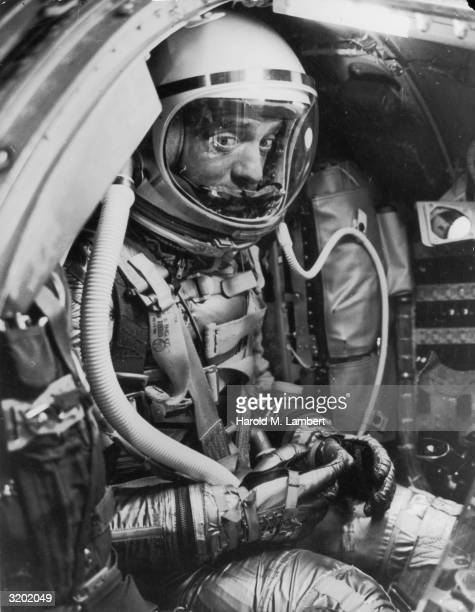 Alan B. Shepard Jr. Stock Photos and Pictures | Getty Images