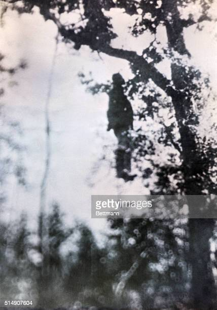 6/13/1934Marks MS Here is an exceptional photo from the Mississippi Delta of one of the two negroes lynched by a mob after confessing an attempted...