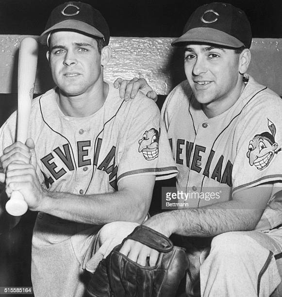6/17/1949Cleveland OH Now that Ray Boone has taken over Lou Boudreau's shortstop position and Boudreau has been playing first of third base during...