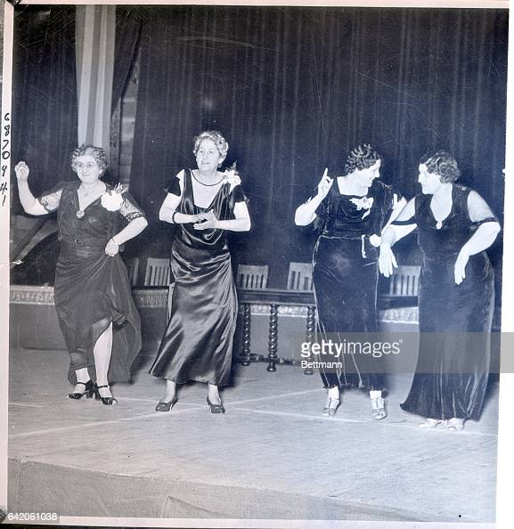 6/22/1939Los Angeles CA A view of part of the dancing area in Los Angeles as more than 1000 jitterbugs representing 22 states and six foreign...
