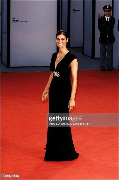 63rd Venice film festival Premiere of the film 'The Queen' by director Stephen Frears In Venice Italy On September 02 2006Premiere of the film 'The...