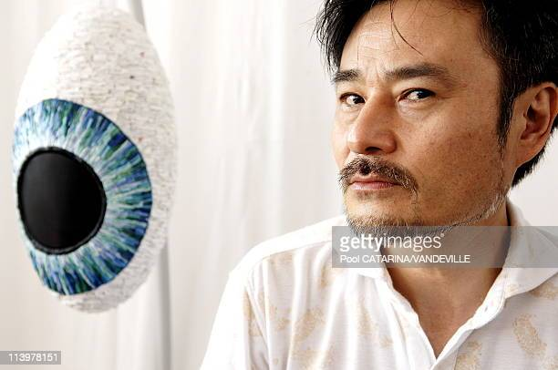 63rd Venice Film FestivalClose up of Japanese director Kiyoshi Kurosawa In Venice Italy On September 05 2006