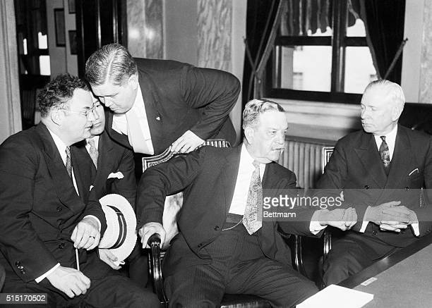 6/4/1935Washington DC The men who steered the illfated Patman CashPayment Bonus Bill through Congress met today and decided that there was little...