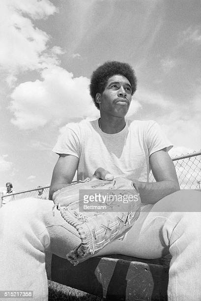 6/5/1973Minneapolis Minnesota Pitcher Dave Winfield a 6 foot 6 inch allaround athlete from the University of Minnesota was picked fourth by the San...