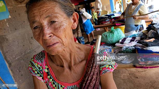 A 65yearold Nicaraguan woman Francisca Tercero Orozco says technicians recently came to measure her 100acre farm in La Union apparently preparing for...