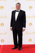 66th ANNUAL PRIMETIME EMMY AWARDS Pictured Actor Jim Carter arrives to the 66th Annual Primetime Emmy Awards held at the Nokia Theater on August 25...