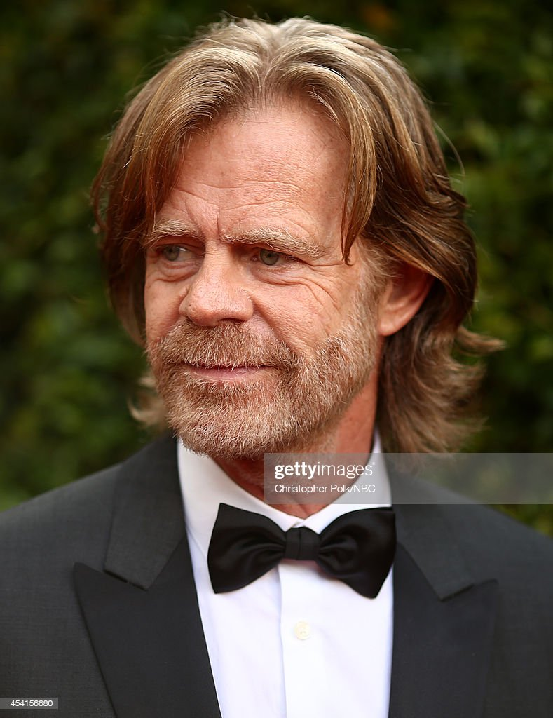 66th ANNUAL PRIMETIME EMMY AWARDS Pictured Actor William H Macy arrives to the 66th Annual Primetime Emmy Awards held at the Nokia Theater on August...
