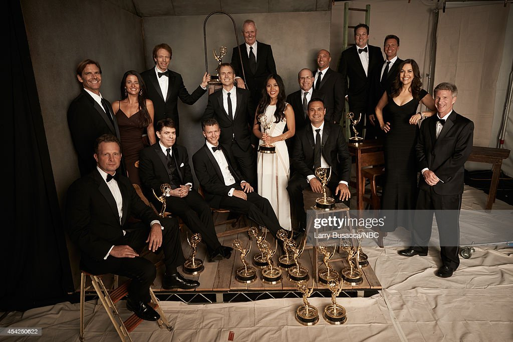 "NBC's ""66th Annual Primetime Emmy Awards"" - NBC Photo Booth"