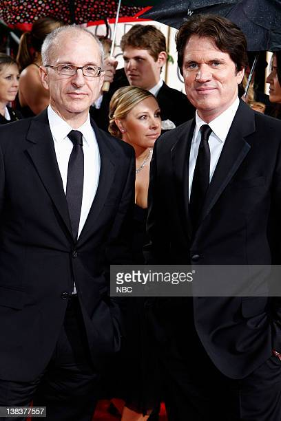 67th ANNUAL GOLDEN GLOBE AWARDS Pictured director of 'Nine' Rob Marshall arrive at the 67th Annual Golden Globe Awards held at the Beverly Hilton...