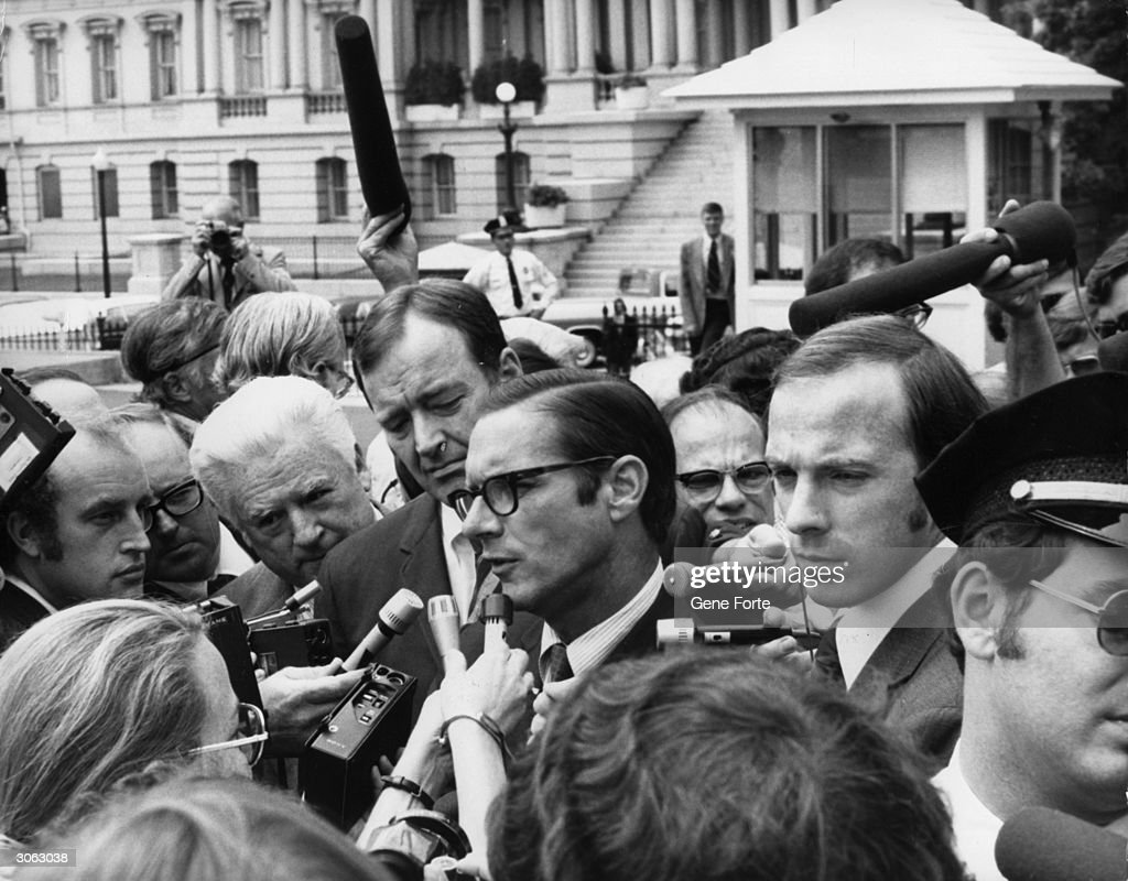 The Press Cabinet Watergate Cabinet Pictures Getty Images