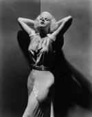 American actress Jean Harlow