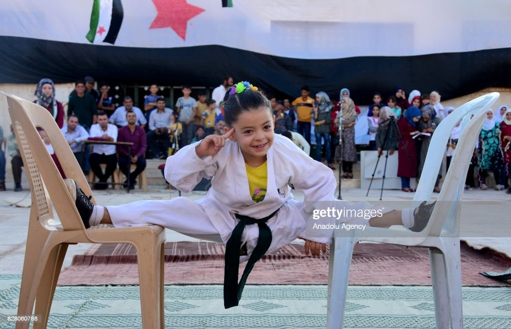 Syria's Karate Kid