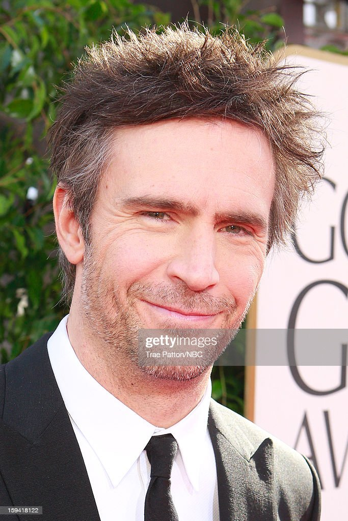 70th ANNUAL GOLDEN GLOBE AWARDS -- Pictured: Actor Jack Davenport arrives to the 70th Annual Golden Globe Awards held at the Beverly Hilton Hotel on January 13, 2013.