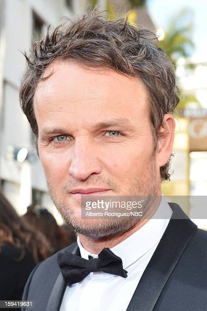 70th ANNUAL GOLDEN GLOBE AWARDS Pictured Actor Jason Clarke arrives to the 70th Annual Golden Globe Awards held at the Beverly Hilton Hotel on...