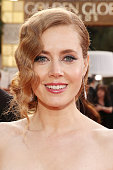 70th ANNUAL GOLDEN GLOBE AWARDS Pictured Actress Amy Adams arrives to the 70th Annual Golden Globe Awards held at the Beverly Hilton Hotel on January...