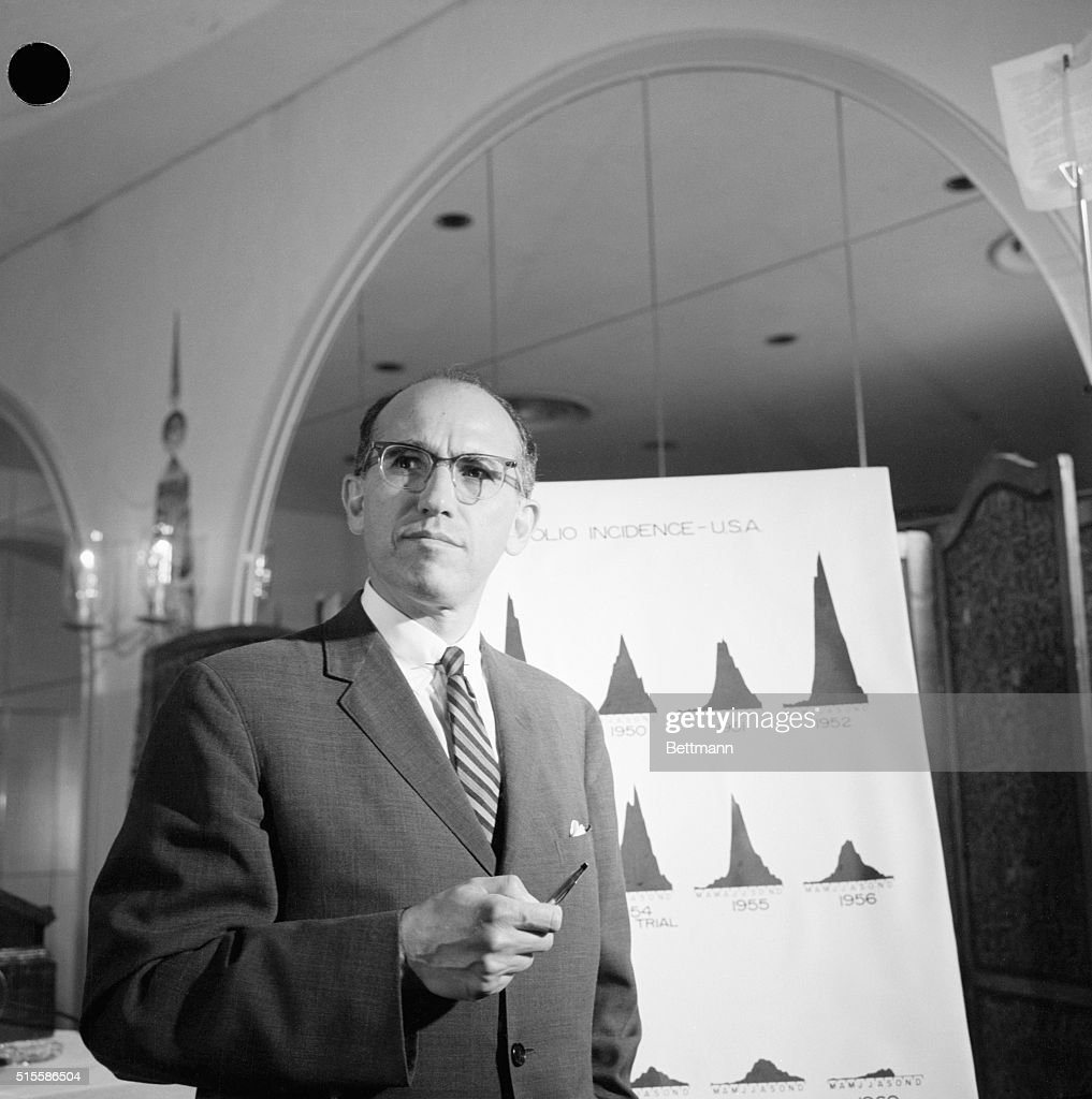 a biography of jonas salk the discoverer of polio vaccine Jonas salk a life  life of the discoverer of the first polio vaccine employed in  exhaustive biography produced by charlotte jacobs allows us a.