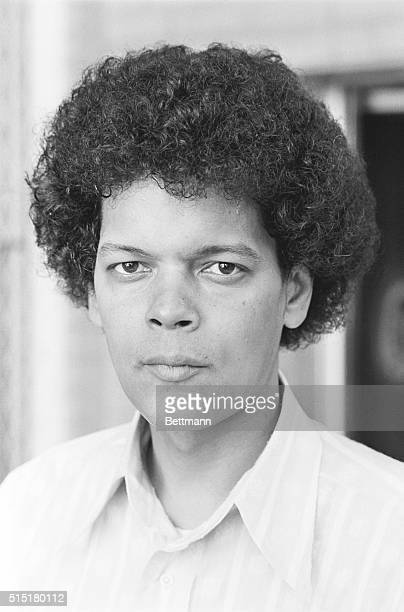 7/30/1974Close up photograph of Julian Bond Georgia legislator