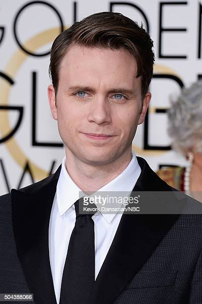 73rd ANNUAL GOLDEN GLOBE AWARDS Pictured Actor Martin Wallstrom arrives to the 73rd Annual Golden Globe Awards held at the Beverly Hilton Hotel on...
