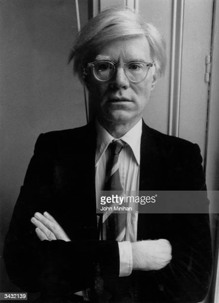 American painter filmmaker and one of the leaders of the Pop Art movement Andy Warhol
