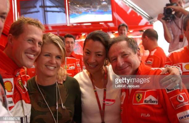 7th World Champion Title For Michael Schumacher Michael SCHUMACHER décroche déjà son 7ème titre de champion du monde après sa victoire au Grand prix...