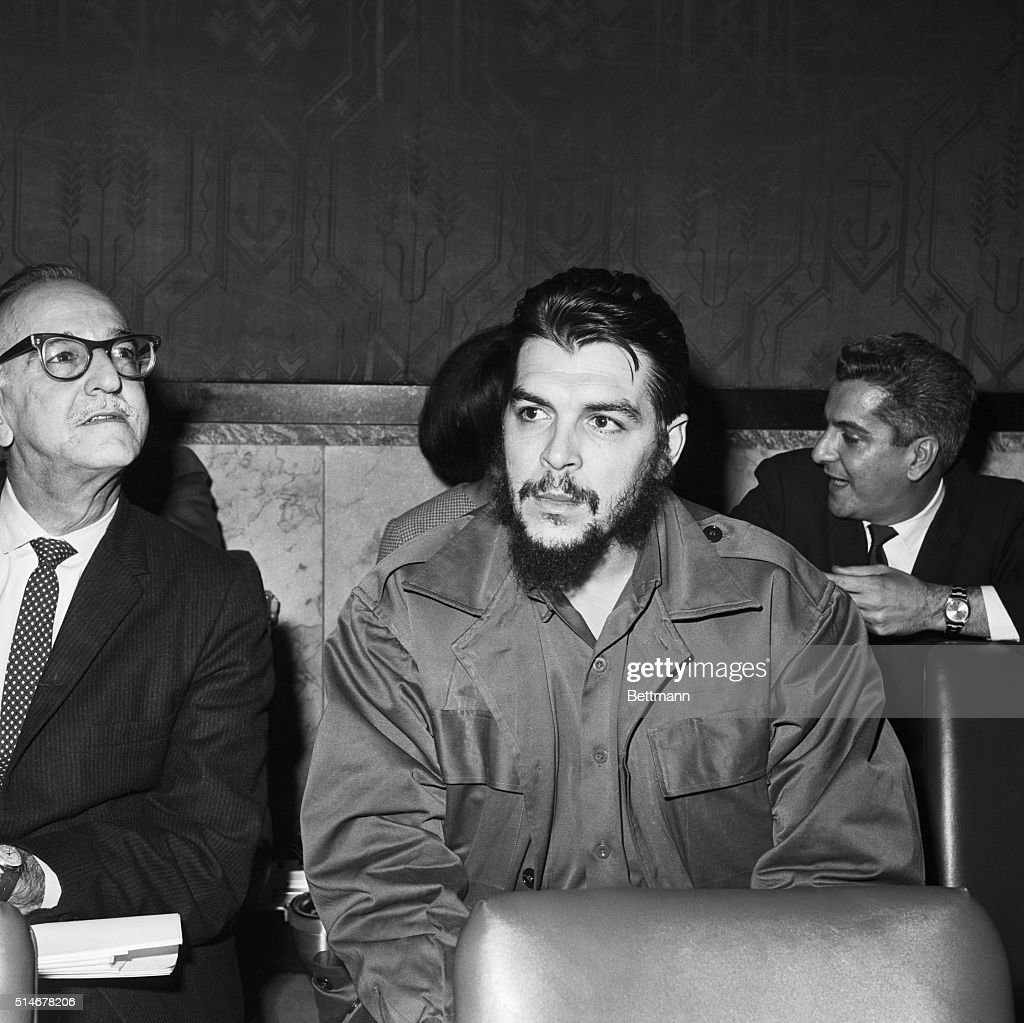 Junta leader Major General Antonio Imbert Barrera August 21st reports that Cuban leader Major Ernesto Che Guevara was killed in the early days of the...
