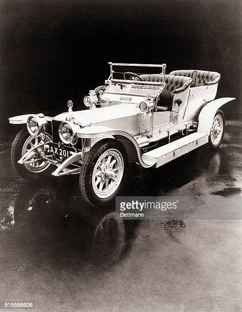 8/6/1982Lyndhurst NJ A year after the merger of two automobile companies created Rolls Royce Ltd this classic Silver Ghost was introduced to the...