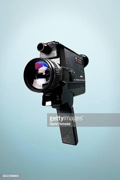 8mm Film Camera