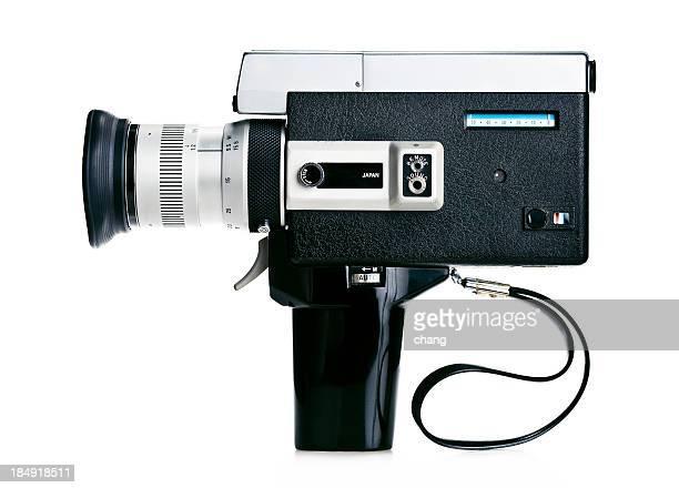 8mm Movie Camera