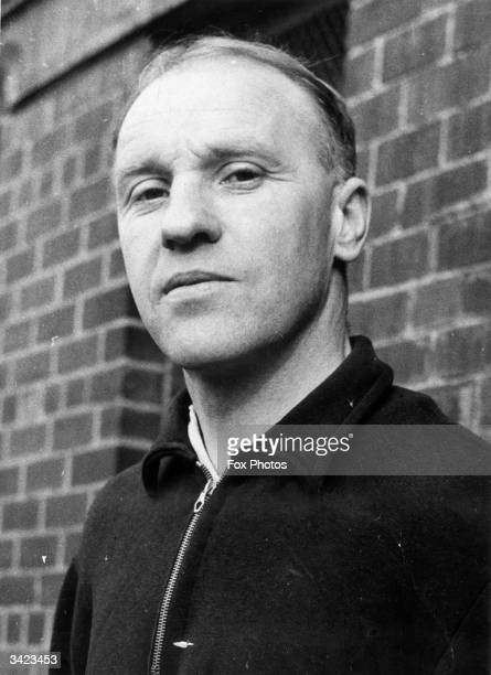 Bill Shankly manager of Huddersfield Town Football Club