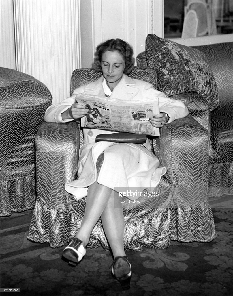 Alice Marble Reads