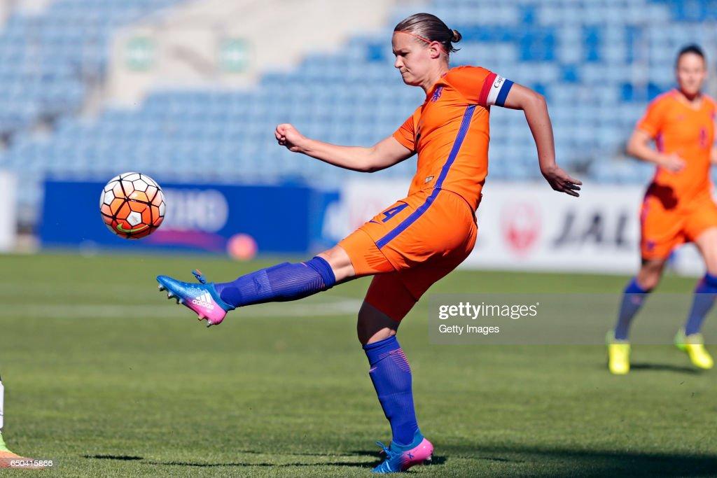 Japan v Netherlands - Women's Algarve Cup