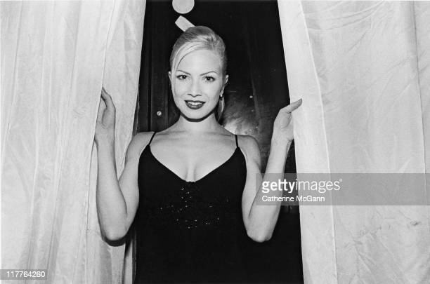 Traci Lords poses for a portrait in the mid 1990s in New York City New York