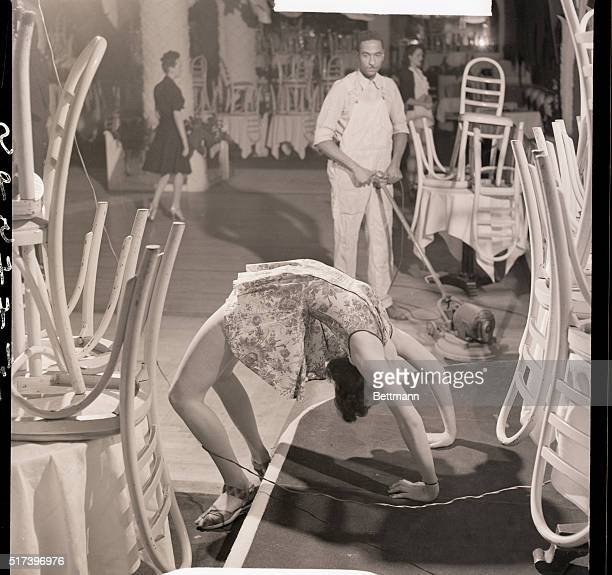 9/13/1942New York NY Day in a NightclubFree Show The gent who has the job of polishiing the Copacabana floor gets entertained for free here as Pat...