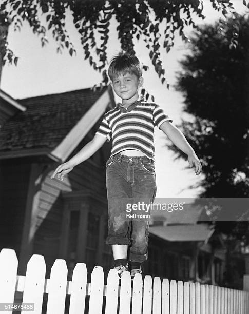 9/28/62Hollywood California Ronny Howard eight is shown in a photo placed in New York files September 13 1962 You've seen him in movies and on 'The...