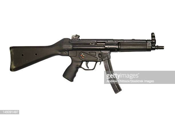 9mm submachine gun.