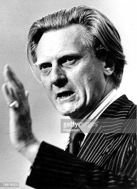 9th January 1986 A file picture of Conservative Defence Minister Michael Heseltine who resigned from Prime Minister Margaret Thatchers cabinet at the...