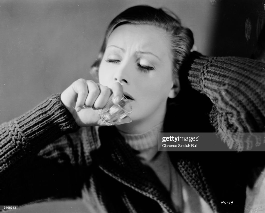 Swedish actress Greta Garbo (1905 - 1990) plays a woman with a shady past in the film 'Anna Christie', directed by Clarence Brown.