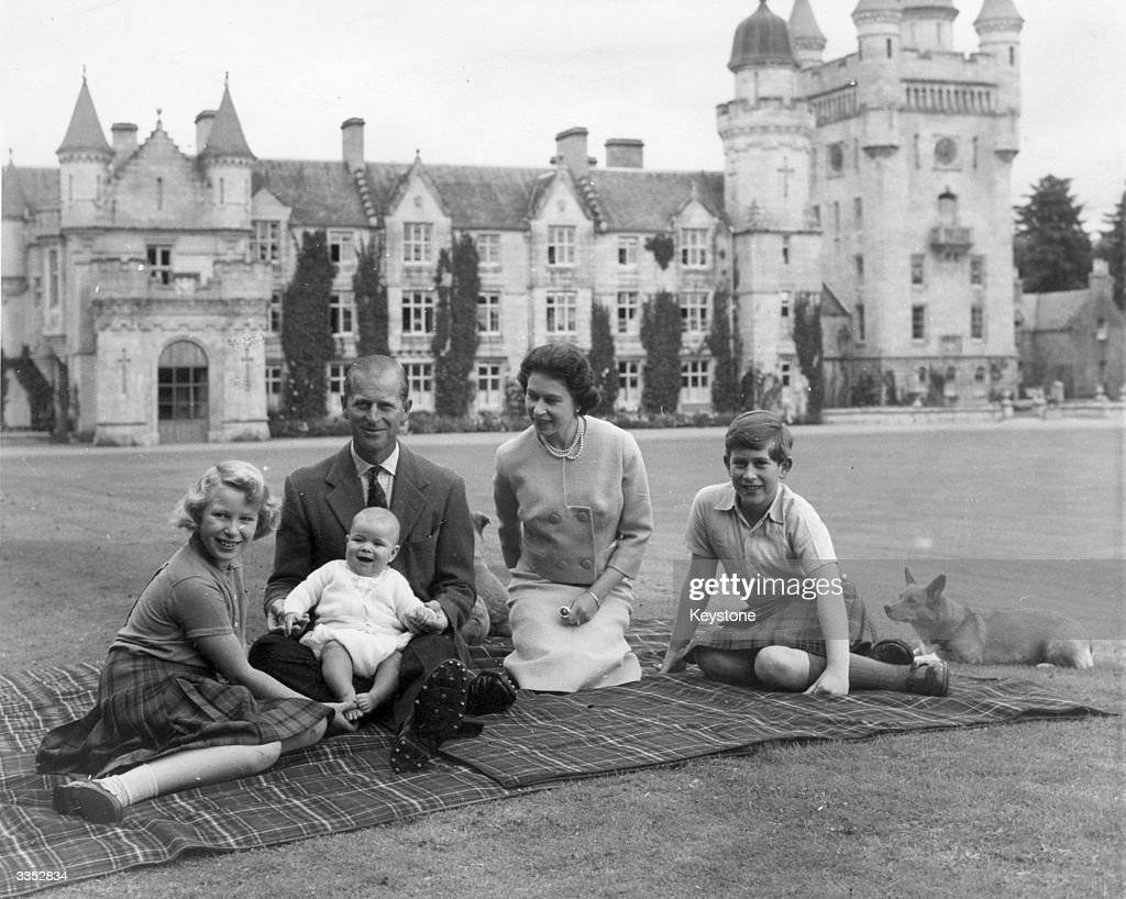 A Look Back At Royal Babies Getty Images
