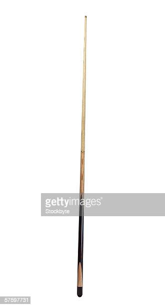 a billiard stick