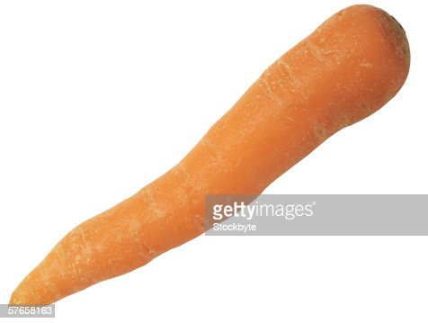 a carrot : Stock Photo