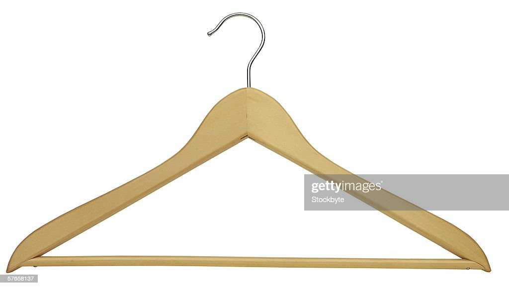 a coat hanger