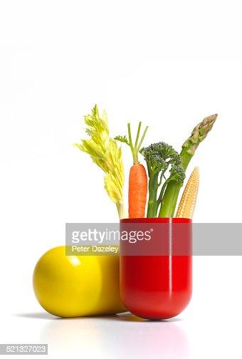 5 a day capsule vitamins