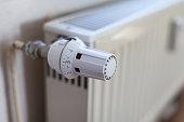 a heat regulator on a german heater
