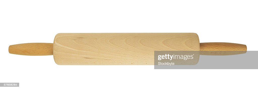 a rolling pin : Stock Photo