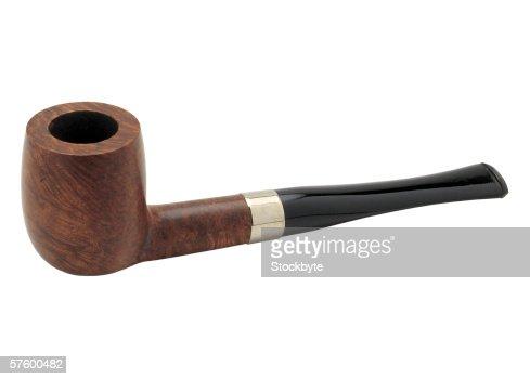 a smoking pipe