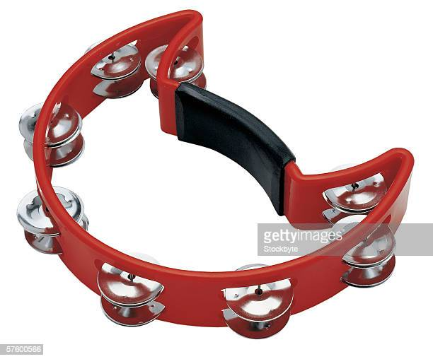 a tambourine
