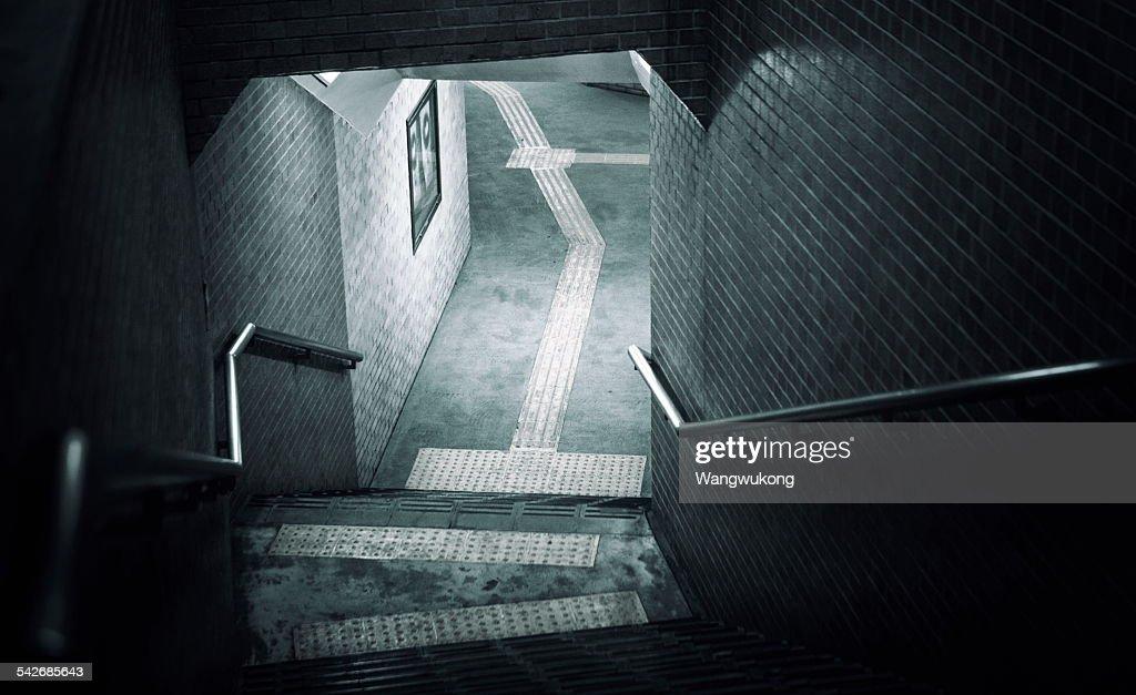 a underpass