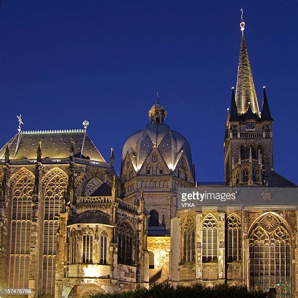 Aachen Cathedral (Aachener Dom)