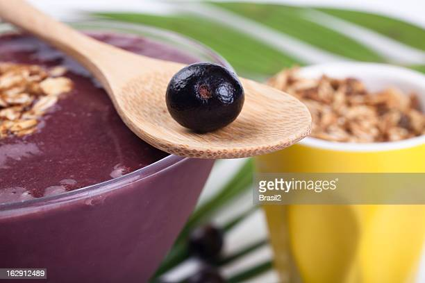 Açai studio shot
